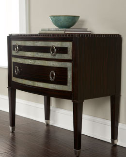 "John-Richard Collection ""Penguin"" Inlay Chest"