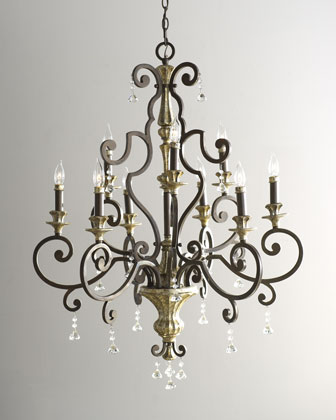 Treviso Nine-Light Chandelier