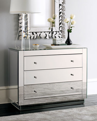"""Ryan"" Mirrored Chest"