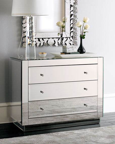 interiors juliettes mirrored of designer product chest italian drawers drawer