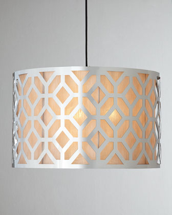 The Uttermost Co Geometric Pendant Light