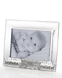 "Waterford Crystal ""Lismore Essence"" Frame"