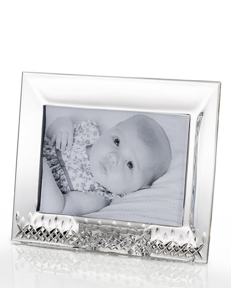 Waterford Crystal Lismore Essence Picture Frame | Neiman Marcus