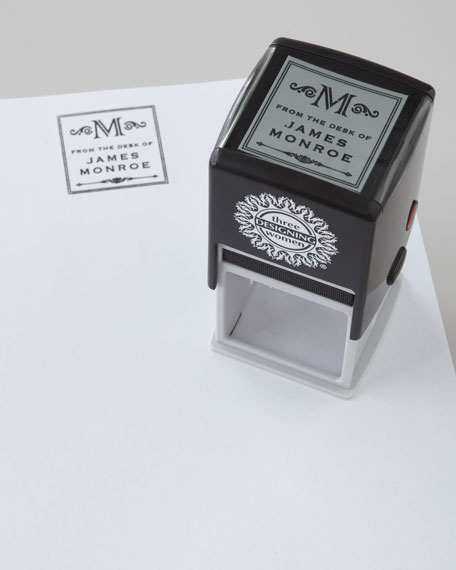 Three Designing Women Custom Ink Stamps