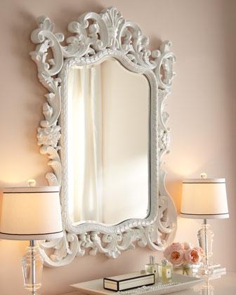 Madeline Baroque Mirror