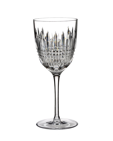 Lismore Diamond Red Wine Glass