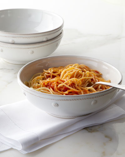 """Juliska """"Berry & Thread"""" Pasta Bowl"""
