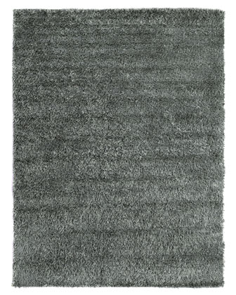 Neutral Shag Rug, 9'6
