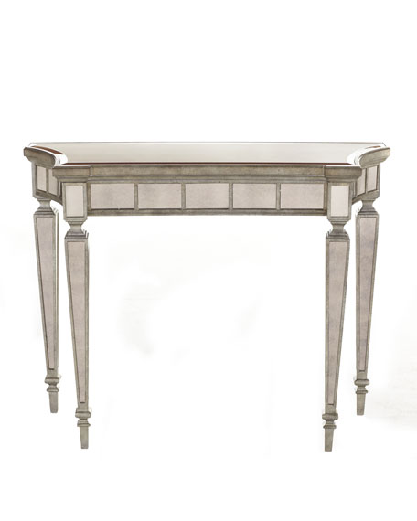 """""""Clement"""" Mirrored Console"""