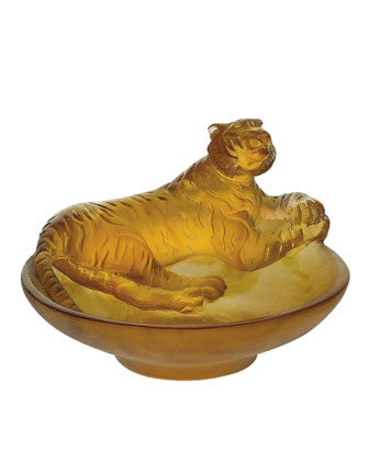Small Tiger Bowl