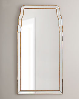 Queen-Anne-Style Mirror