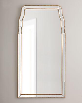 Queen-Anne-Style Mirror