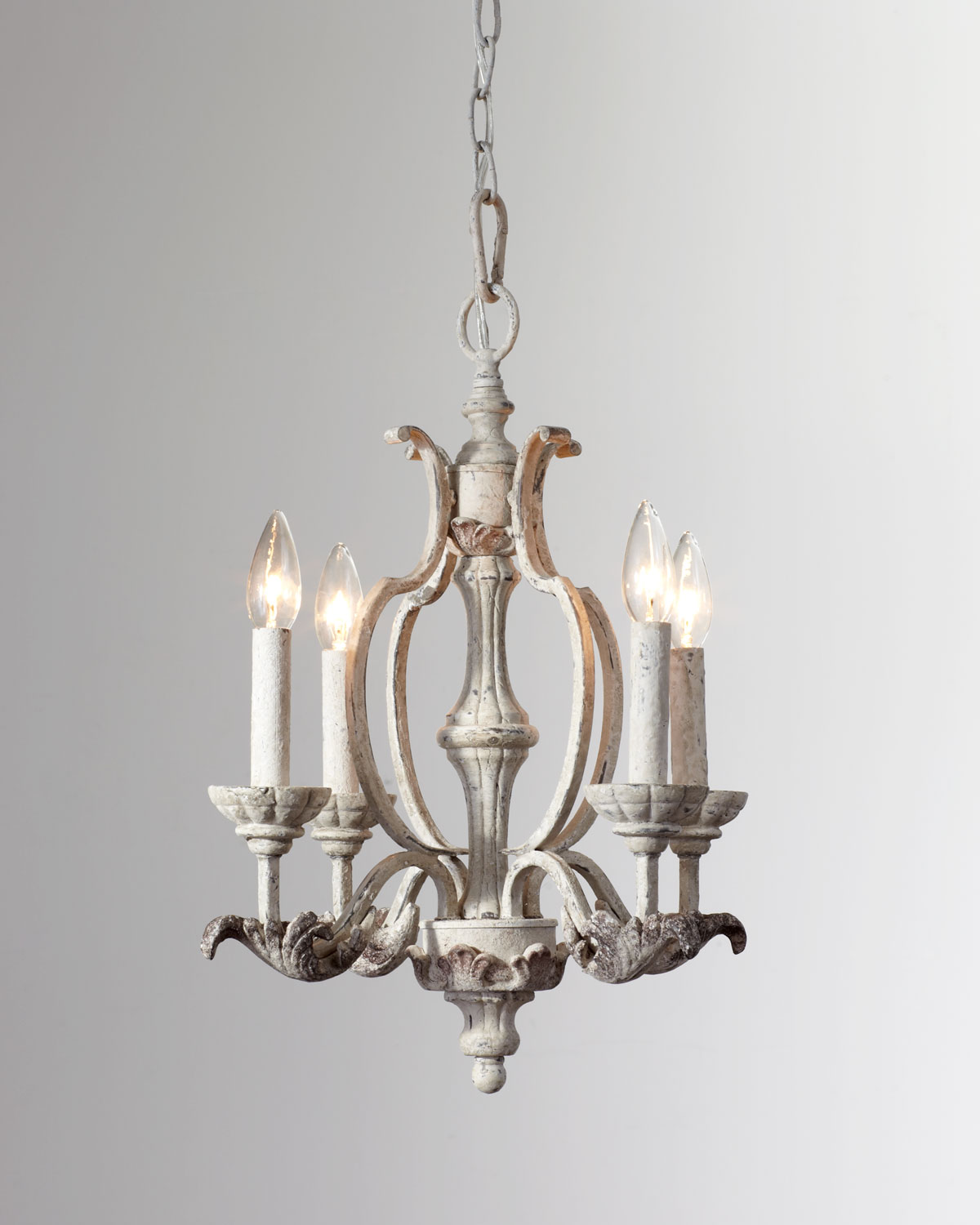 - Florence 4-Light Mini Chandelier Neiman Marcus