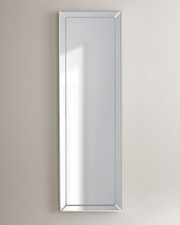 Mirror-Framed Full-Length Mirror