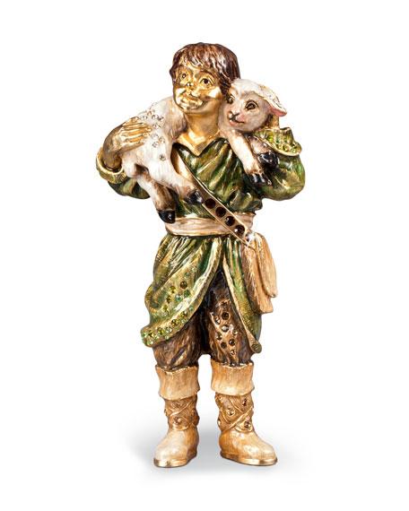 Jay StrongwaterShepherd Boy Figurine