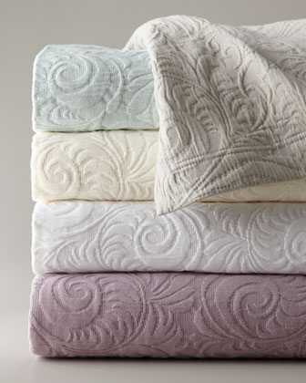 Hannah Matelasse Coverlet Sets