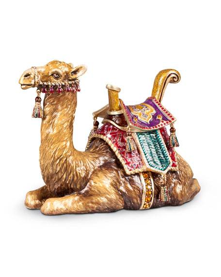 Jay StrongwaterCamel Figurine