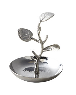 "Michael Aram ""Botanical Leaf"" Ring Catch"