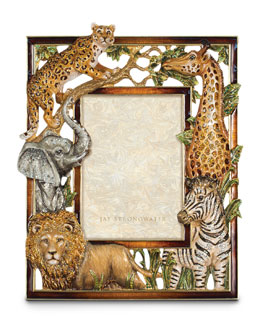 Jay Strongwater Jungle Animal Frame
