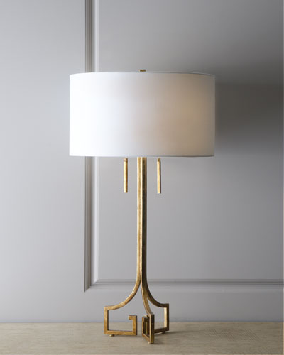"Regina-Andrew Design ""Le Chic"" Golden Table Lamp"