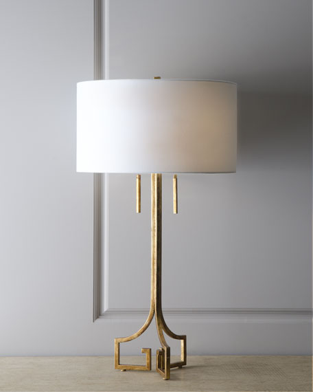 Regina Andrew Design Le Chic Golden Table Lamp