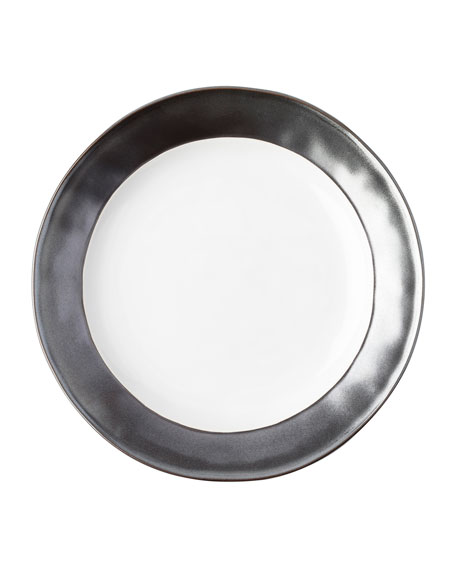Emerson White/Pewter Dinner