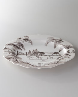 "Juliska ""Country Estate"" Medium Platter"
