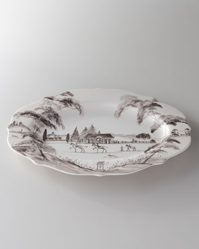 Country Estate Stable Medium Platter