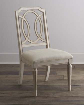 Two Loma Side Chairs