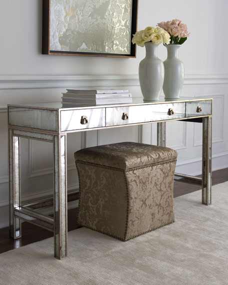 John-Richard Collection Marissa Mirrored Console
