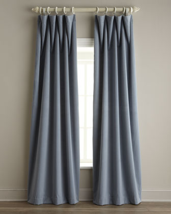 Gibson Lined Velvet Curtains