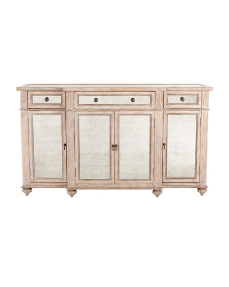 Dalton Mirrored Sideboard