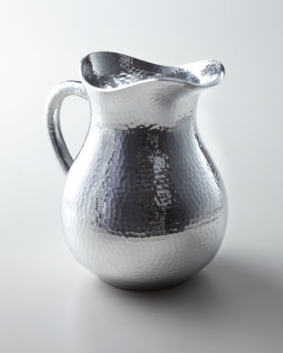"""Hammered"" Pitcher"