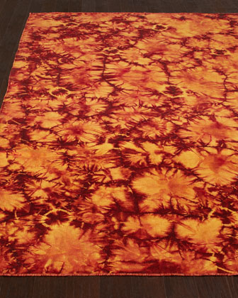 Brilliant Sunburst Rug