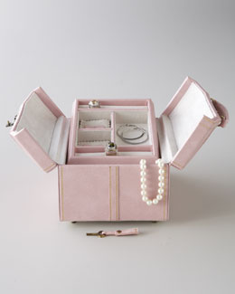Wolf Designs Small Jewelry Case