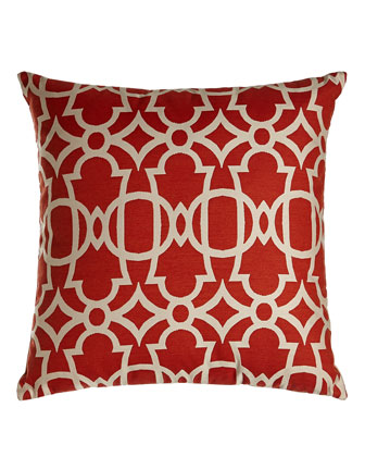 Caribbean-Inspired Outdoor Pillows