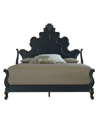 Nicolette Black Bedroom Furniture