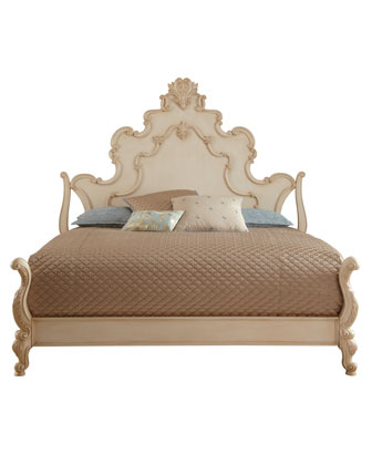 Nicolette Cream Bedroom Furniture