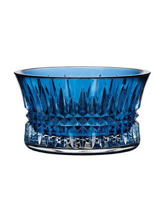 Lismore Diamond Sapphire Nut Bowl