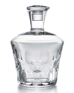 "Baccarat ""Beluga"" Whiskey Decanter"