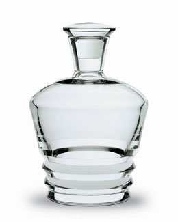 "Baccarat ""Vega"" Whiskey Decanter"