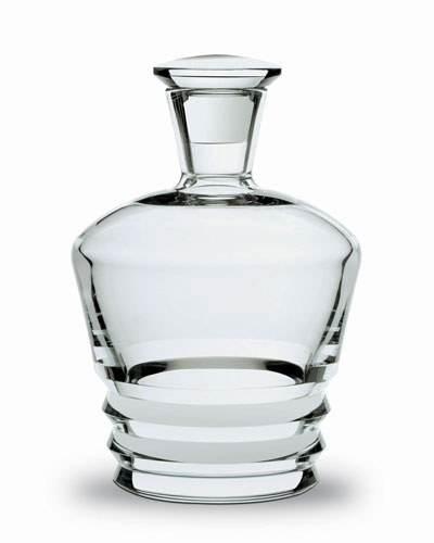"""Vega"" Whiskey Decanter"