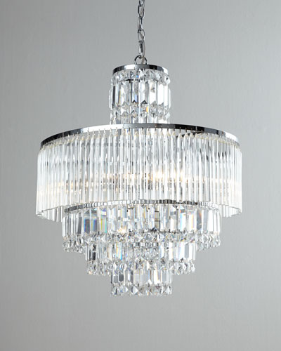 chandelier  pendant lighting at neiman marcus, Lighting ideas