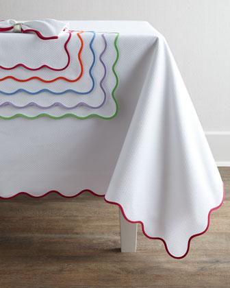 Lanai Tablecloth, 68