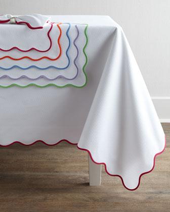 Lanai Tablecloth, 90