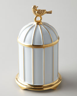 """L'Objet """"Bird Cage"""" Candle"""