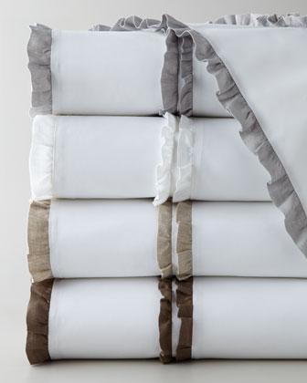 Basillo Bedding Collection & Petite Ruffle 200TC Sheet Set