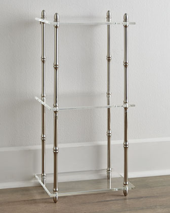 Wall or Floor Shelf