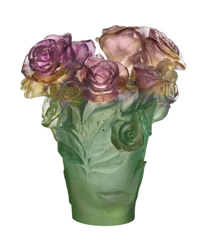 "Small ""Rose Passion"" Vase"