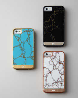 """Crafted Gems"" iPhone 5 Case"